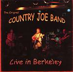Live in Berkeley CD