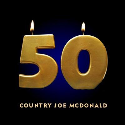 country joe mcdonald 50